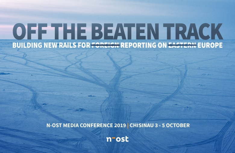 Media Conference 2019: OFF THE BEATEN TRACK!