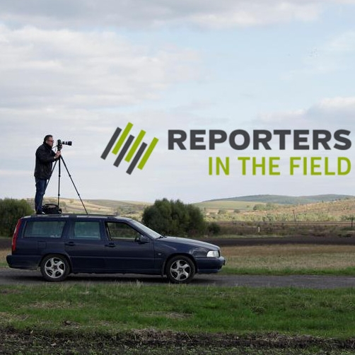 Reporters' Story Map: overview of the grant holders